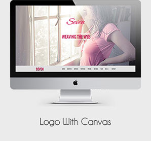 Logo With Canvas